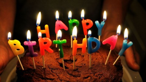 ¡Feliz Cumpleaños 17!