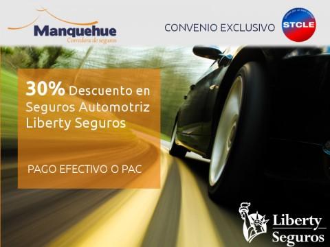 Nuevo convenio: Manquehue Corredores