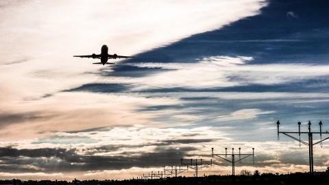 Descansos y llegadas al Aeropuerto