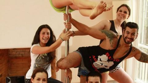 Taller de Defensa Personal y Taller de Pole Dance