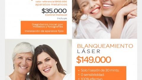 Promoción de nuestro convenio dental por el mes de la madre