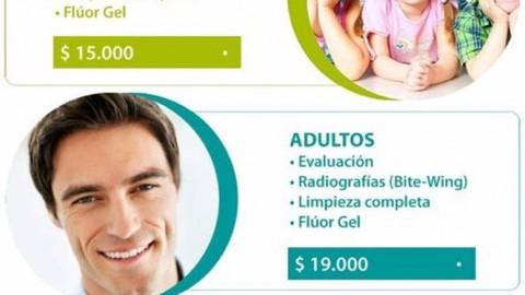 Promoción de nuestro convenio con Dentálica