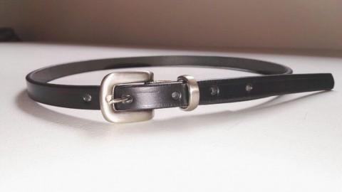 Cinturones para el nuevo uniforme