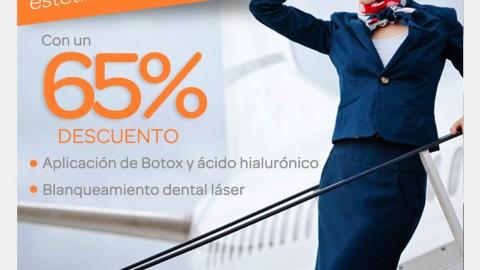 Promoción de Rejuvenecimiento facial y estética dental