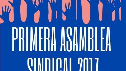 Resumen Asamblea del 27 de Marzo del 2017