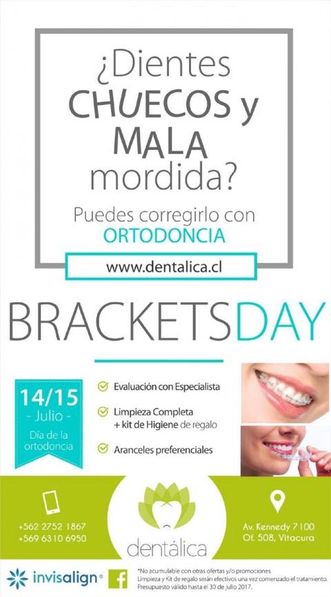 Promoción dental: BracketsDay en Dentálica