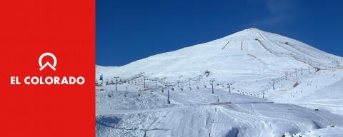 Nuevo convenio con el Centro de Ski El Colorado