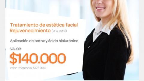 Mira esta conveniente oferta en estética facial