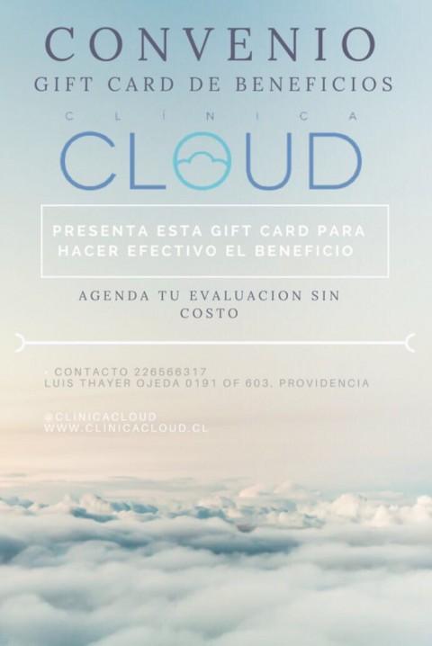 Nuevo convenio con Clínica Cloud, especialistas en depilación definitiva.