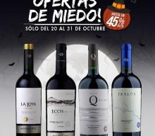 Grandes vinos a pequeños precios, en nuestro convenio con Viña Bisquertt