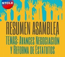 Resumen Asamblea 6 de Diciembre 2017