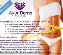 Nuevo convenio: Ayun Domo Salud y Belleza, centro de estética