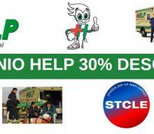 Nuevo convenio con HELP, con 30% de descuento