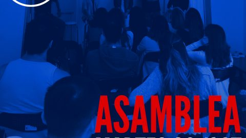 Citación a Asamblea: Martes 20 de Octubre a las 19:00 hrs.