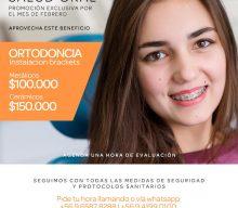 En Febrero: Descuentos en Ortodoncia, con nuestro convenio en Proh